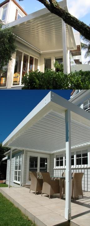 Kudos Aluminium Louvres And Opening Roofs Product Range